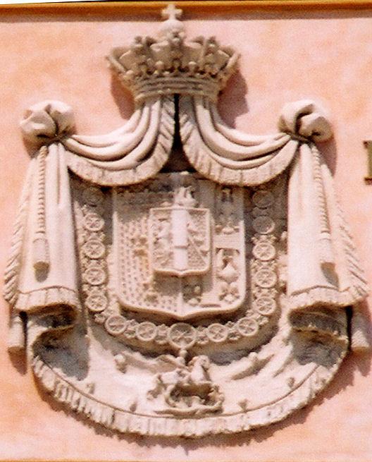 arms of Maria Luigia